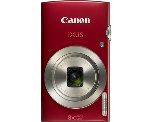 Canon IXUS 185 Red Digital Camera (1809C001AA)