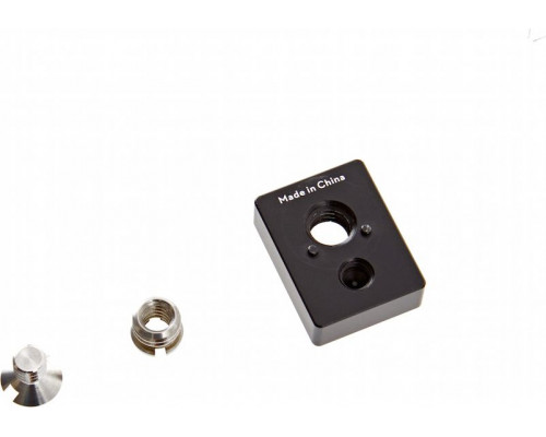 DJI Mounting adapter 1/4 '' and 3/8 '' for the universal holder for Osmo