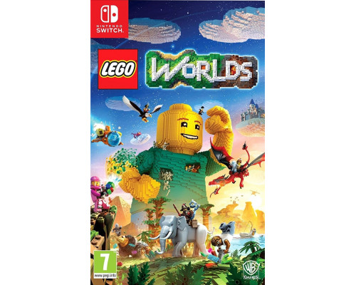 LEGO WORLDS SWITCH