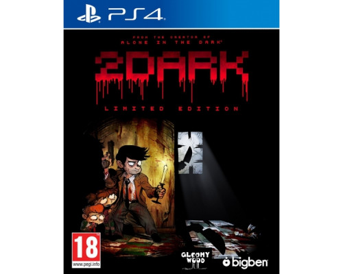 PS4 2Dark Limited Edition