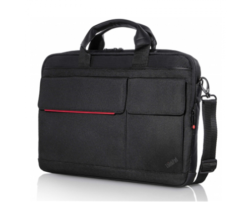 Lenovo ThinkPad Professional 4X40H75820 Fits up to size 14.1, Black/Red, Shoulder strap, Fabric, Messenger - Briefcase