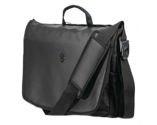 Dell Alienware 460-BCBW Fits up to size 17, Black, Shoulder strap, Messenger - Briefcase