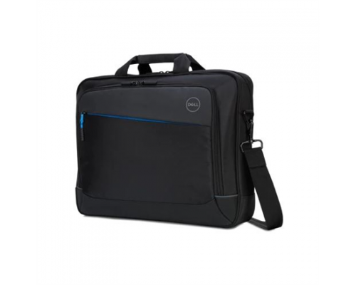 Dell Professional 460-BCFK Fits up to size 15, Black, Shoulder strap, Messenger - Briefcase