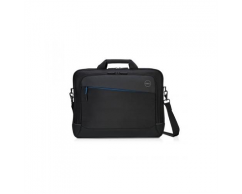 Dell Professional 460-BCBF Fits up to size 14, Black, Shoulder strap, Nylon, Messenger - Briefcase