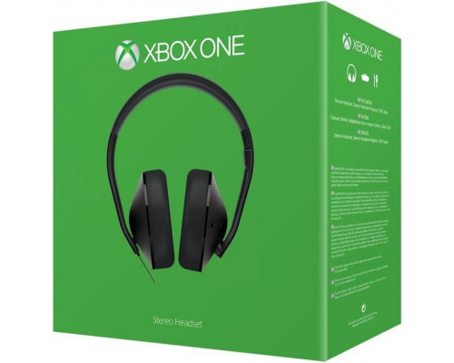 Microsoft Headset Stereo Xbox One Headphones (S4V-00013)
