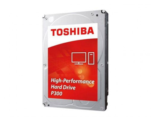 HDD internal 500GB 3.5'' Toshiba P300 SATA3 7200RPM 64MB cache