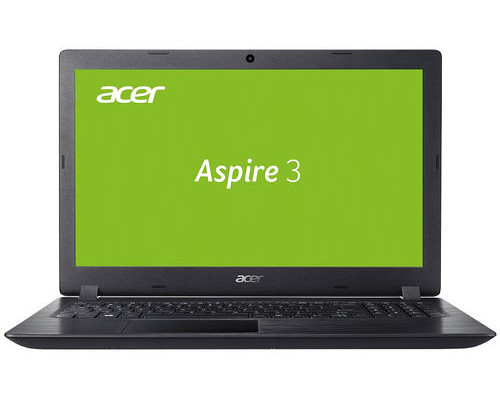 Acer Aspire 3 A315-31 Black, 15.6,  Full HD, 1920 x 1080 pixels, Matt, Intel Pentium, N4200, 4 GB, DDR3, SSD 128 GB