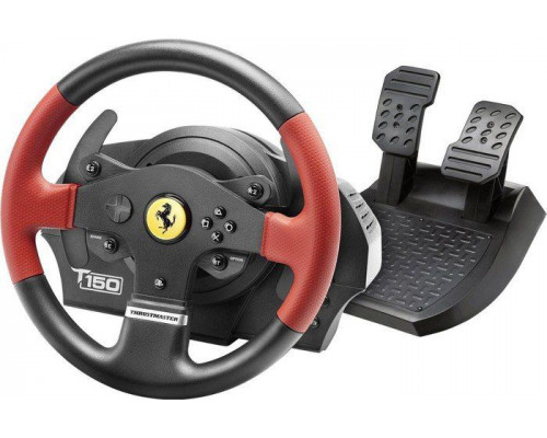 Thrustmaster Steering wheel T150 Edition Ferrari PS4 / PS3 / PC (4160630)