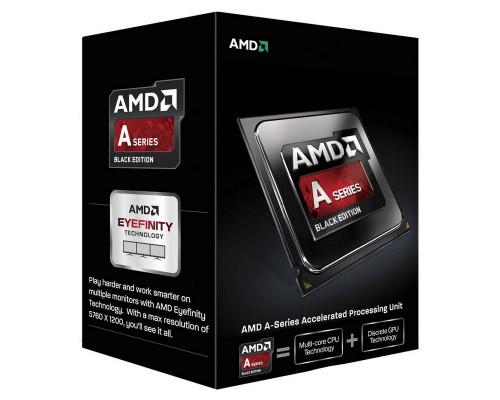 AMD APU A8-7650K, Quad Core, 3.30GHz, 4MB, FM2+, 28nm, 65W, VGA, BOX, BE