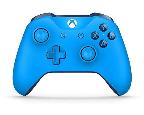 Xbox ONE S Wireless Controller - Blue
