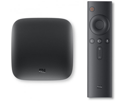 Xiaomi multimedia player Mi TV Box black