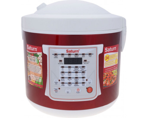 Multicooker Saturn (ST-MC9208 RED)