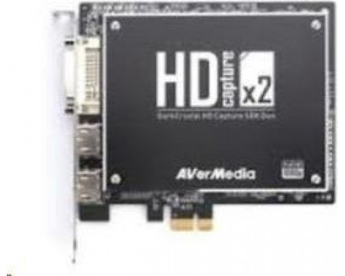 AVerMedia DarkCrystal SD Capture x8 (C968) PCI-E (61C9680001AB)