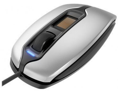 Cherry MC 4900 SILVER / BLACK Mouse (JM-A4900)