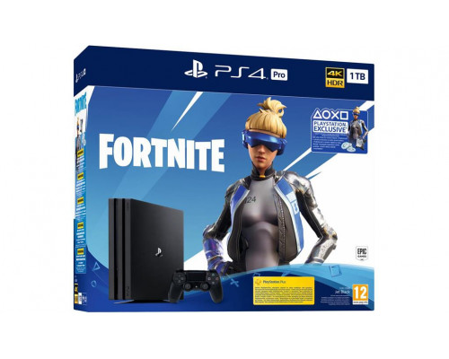 Sony PlayStation 4 Pro 1TB + Fortnite Neo Versa