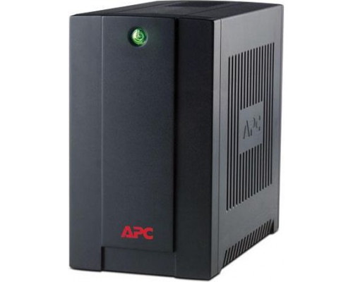 APC BACK-UPS 1400VA, 230V, AVR, French Sockets (BX1400U-FR)