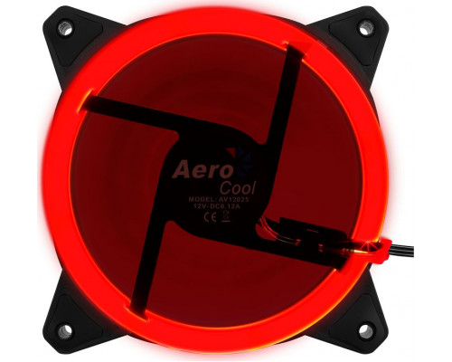 Aerocool Fan REV (AEROREV-120RED-LED)