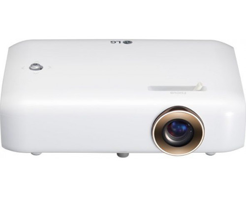 LG PH550G DLP LED projector, 720p (PH550G)