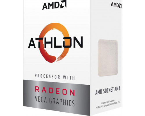AMD Athlon 200GE, 3.2GHz, 4MB, BOX