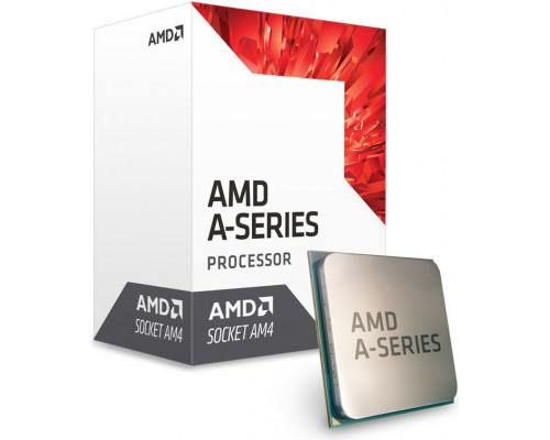 AMD 3.8GHz, BOX