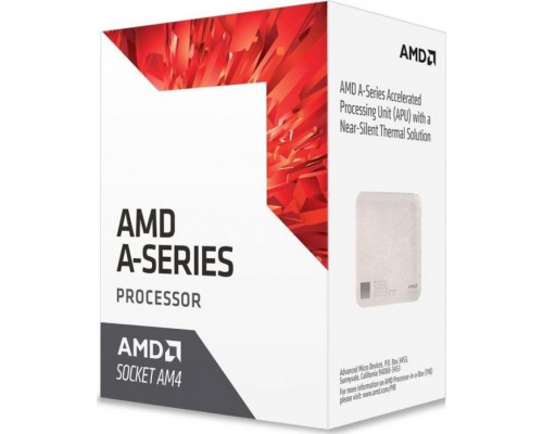 AMD A6 9400, 3.7GHz, BOX