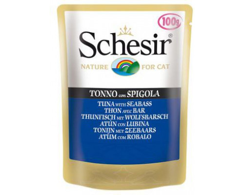 Agras Delic SCHESIR CAT 5x100g sash TUNA PERCH