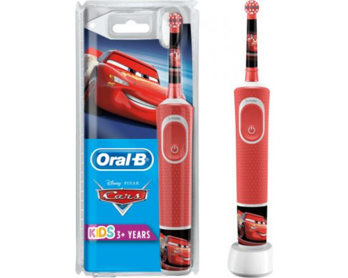 Oral-B D100 KIDS CARS