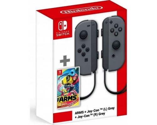 SWITCH Controllers Joy-Con + ARMS game