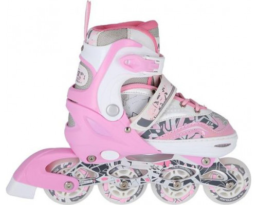 NILS Extreme NF10927A 2in1 Pink r. 31-34