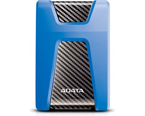 ADATA DashDrive Durable HD650 1TB Blue (AHD650-1TU31-CBL)