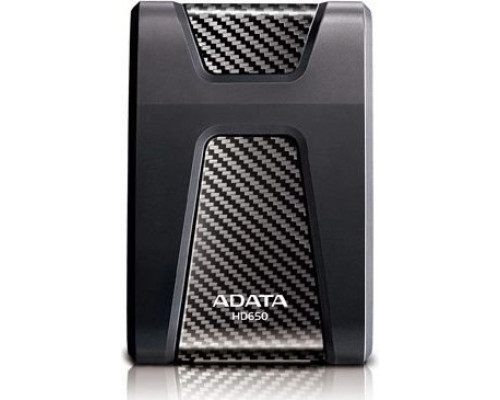 ADATA DashDrive Durable HD650 2TB Black (AHD650-2TU31-CBK)
