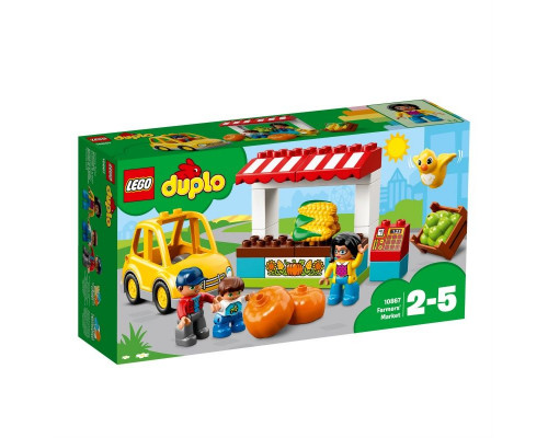LEGO DUPLO At the market