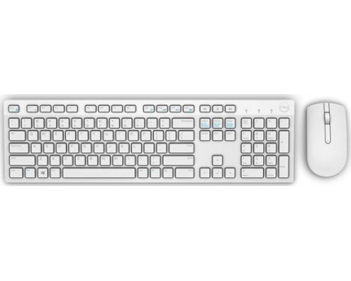 Dell KM636 keyboard + mouse