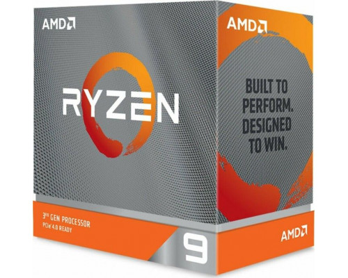 AMD Ryzen 9 3900XT, 3.8GHz, 64 MB, BOX (100-100000277WOF)