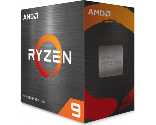 AMD Ryzen 9 5900X, 3.7GHz, 64 MB, BOX (100-100000061WOF)