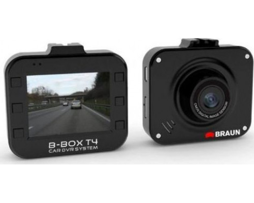 Braun Phototechnik B-Box T4 car camera