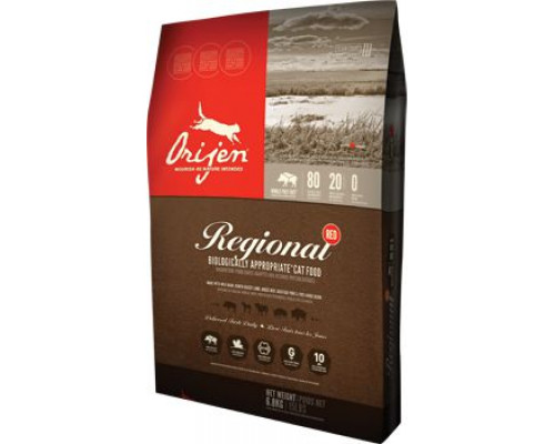 Acana ORIJEN Regional Red Cat 1.8kg
