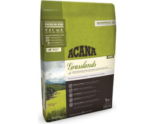 Acana Grasslands Cat 0.34kg