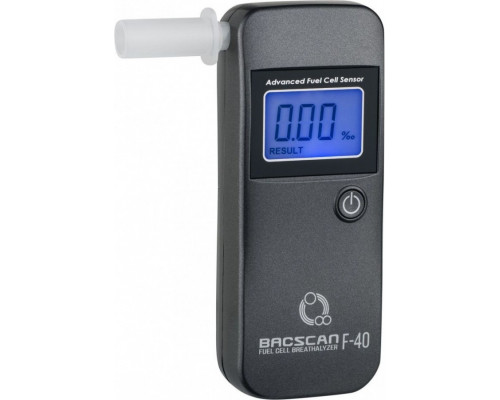 BACscan electrochemical breathalyzer (F-40)