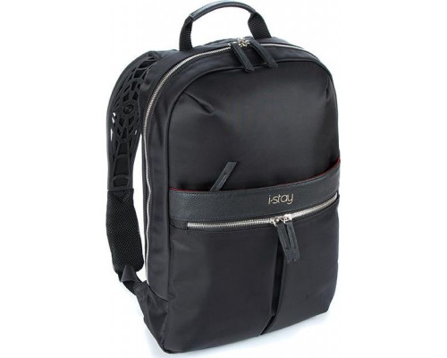 "Backpack I-STAY IS0603 15.6 ""black"