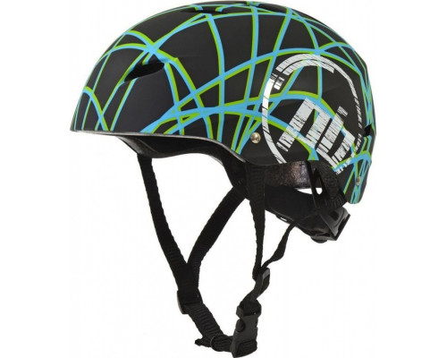PowerBlade Skate Helmet for Skateboards, Rollers and Scooters Scratch S (359643)