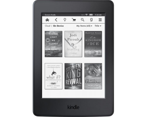 Amazon Kindle Paperwhite 3 reader (with ads)