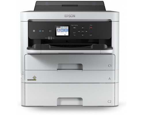 Epson WF-C5210DW A4/4ink/34ppm/WLAN/NFC/15.3kg (C11CG06401)