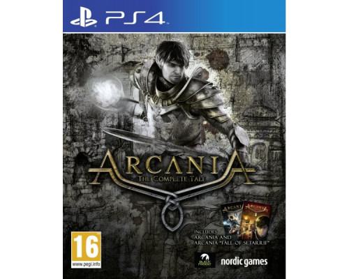 PS4 Arcania: The Complete Tale