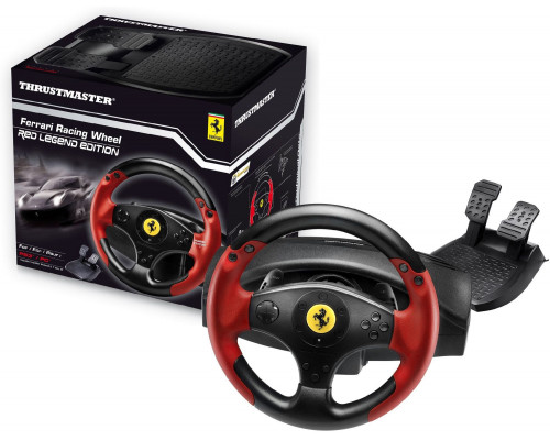 Thrustmaster Steering wheel Ferrari Racing Wheel Red Legend Edition (4060052)