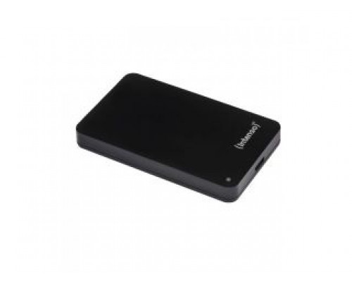 External HDD Intenso MemoryCase 2.5, 500GB USB3, Black