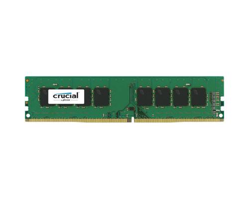 Crucial 4GB 1600MHz DDR3 CL11 1.35V, Single rank