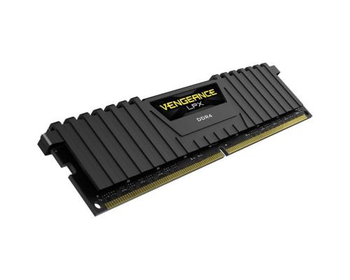 Corsair Vengeance LPX 16 GB DDR4 2400Mhz C14 XMP 2.0 - black