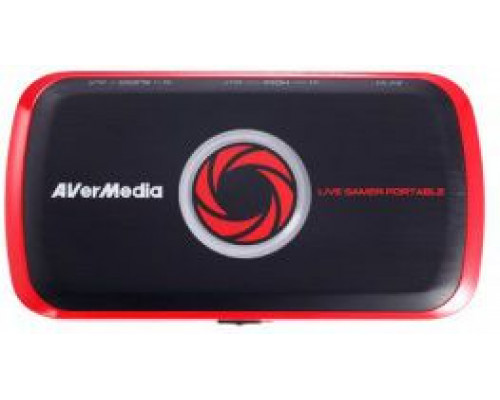 AVerMedia (Video Grabber) Live Gamer Portable HDMI (61C8750000AM)