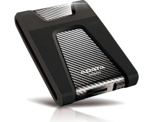 ADATA DashDrive Durable HD650 2TB Czarny (AHD650-2TU31-CBK)
